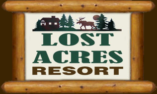 Lost Acres Resort - A Family Resort and Campground on Kitchi Lake Near Bemidji, Minnesota